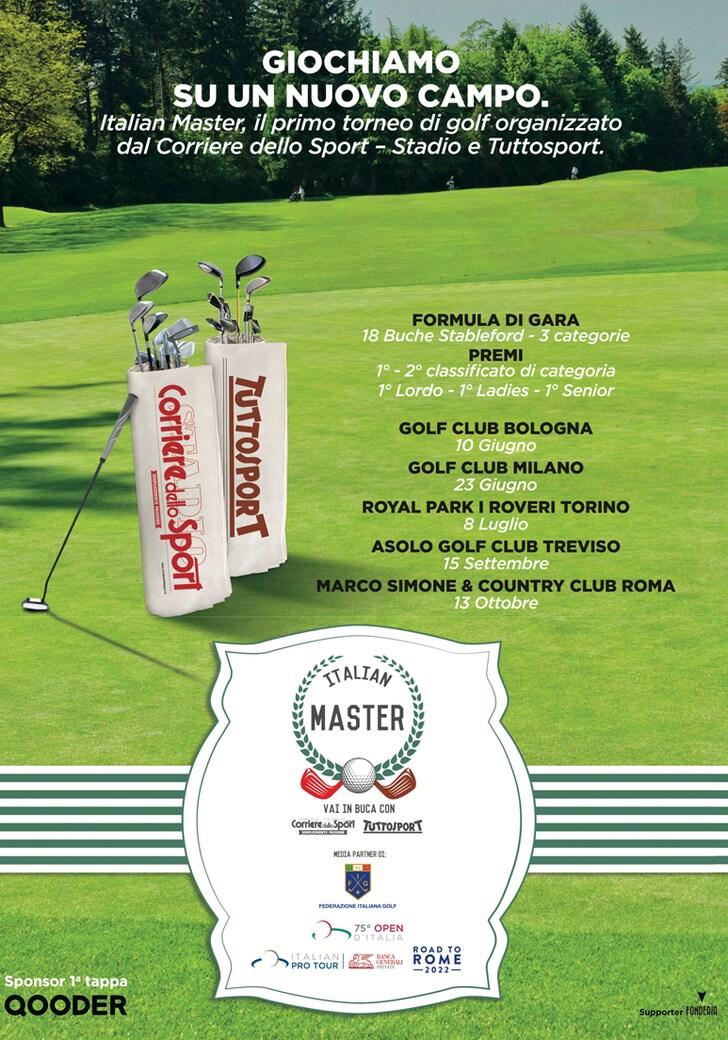 Golf Italian Master
