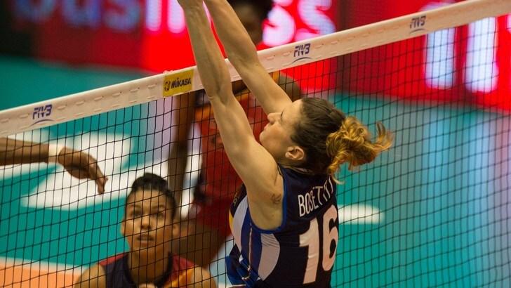 Volley: Volleyball Nations League, tutto facile per l'Italia con la Rep.Domenicana