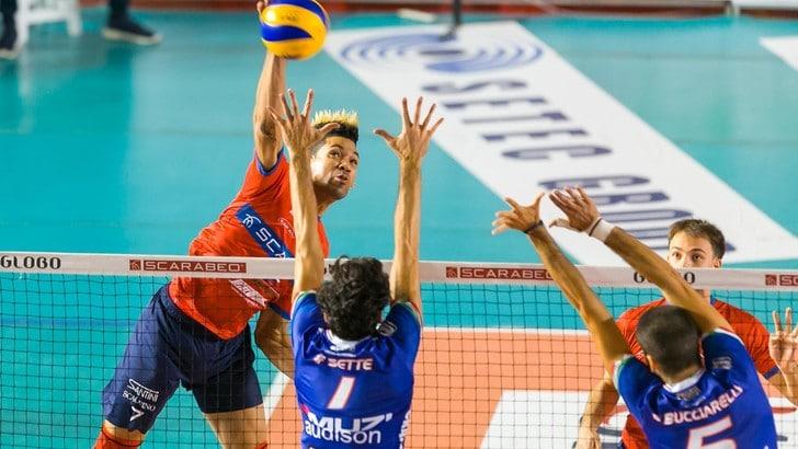 Volley: A2 Maschile, Padura Diaz riparte da Spoleto