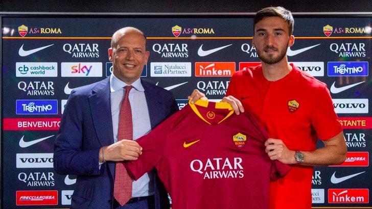 Calciomercato Roma, ufficiale: firma Cristante