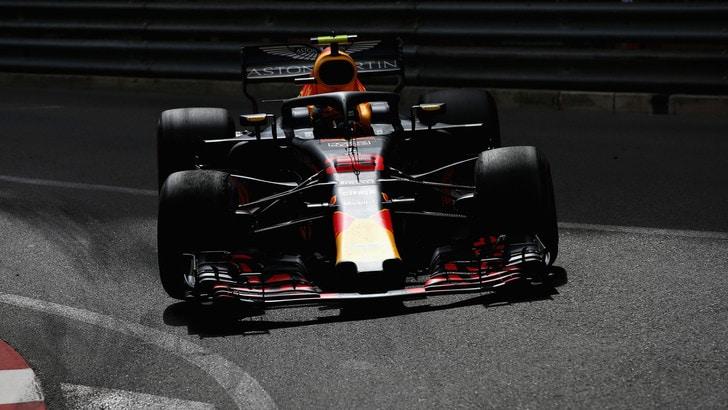 F1 Canada, Libere 1: il migliore è Verstappen, 4° Vettel
