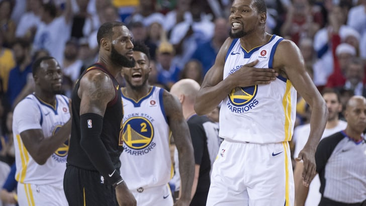 Kevin Durant rassicura Golden State: