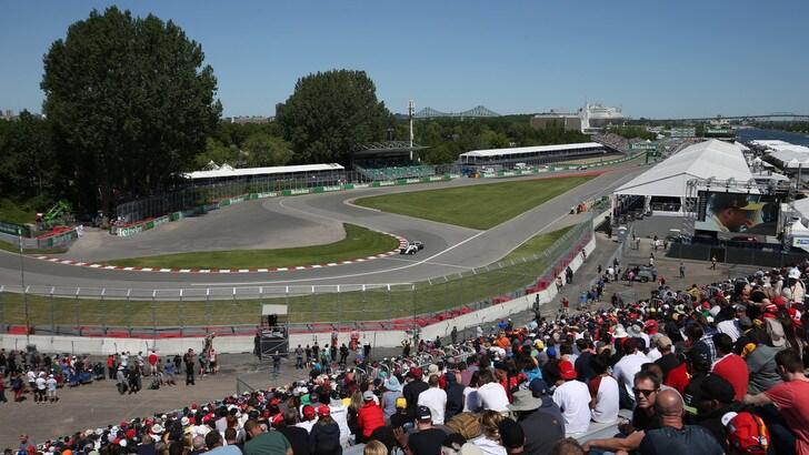 F1, Gp Canada diretta qualifiche ore 20