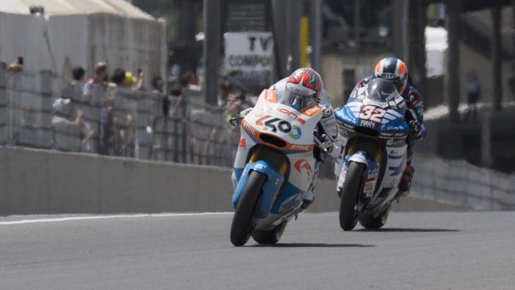 Moto2, Barberá licenziato dal Team Pons