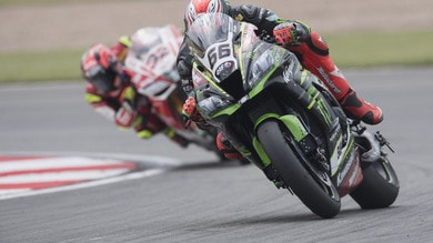 Superbike Repubblica Ceca: Sykes è in pole, Melandri 3°
