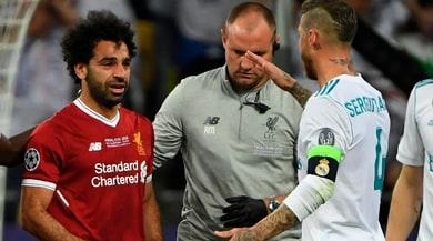 Infortunio Salah, legale egiziano chiede un miliardo a Ramos
