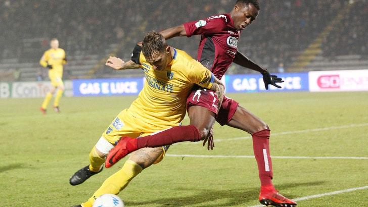 Playoff Serie B, Frosinone-Cittadella per la finale: ciociari a 1,19