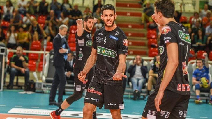 Volley: A2 Maschile, Stefano Gozzo è un giocatore di Potenza Picena