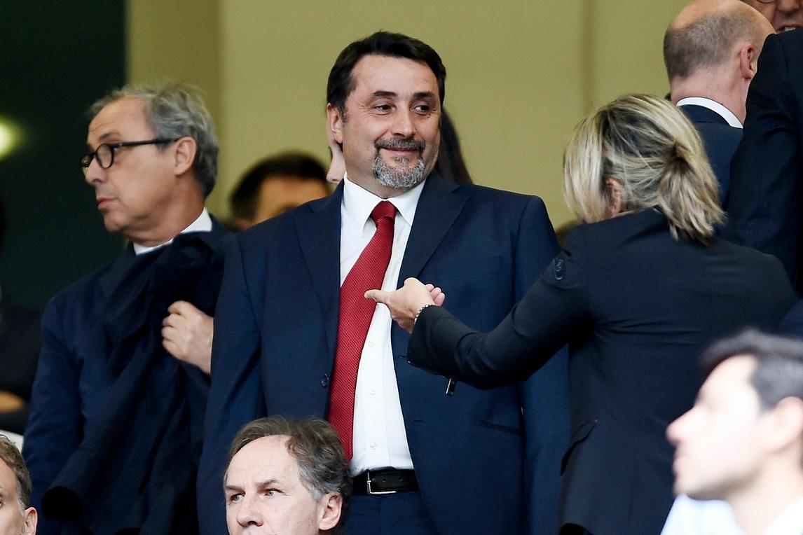 Calciomercato Milan, Mirabelli: «Non venderemo i big»