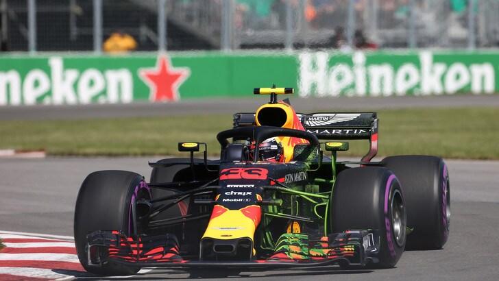 F1 Canada, Libere 3: Verstappen il più veloce, Vettel è 2°