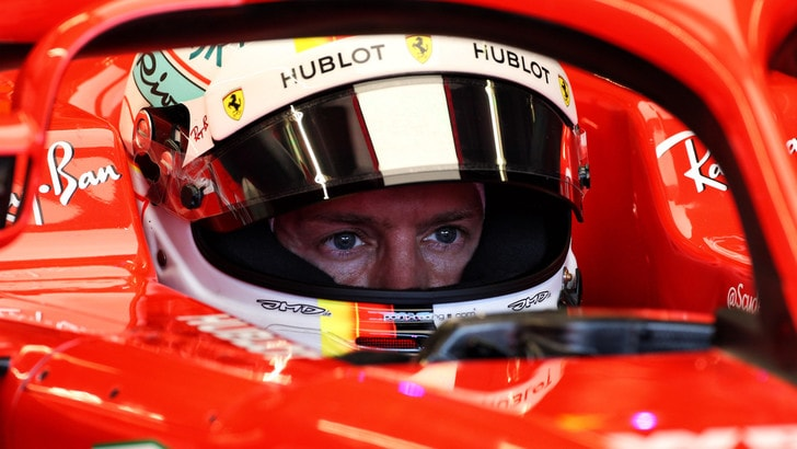 F1 Canada, Ferrari, Vettel: «La macchina era fortissima»