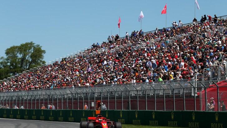 F1, diretta Gp Canada ore 20.10: dove vederlo in tv