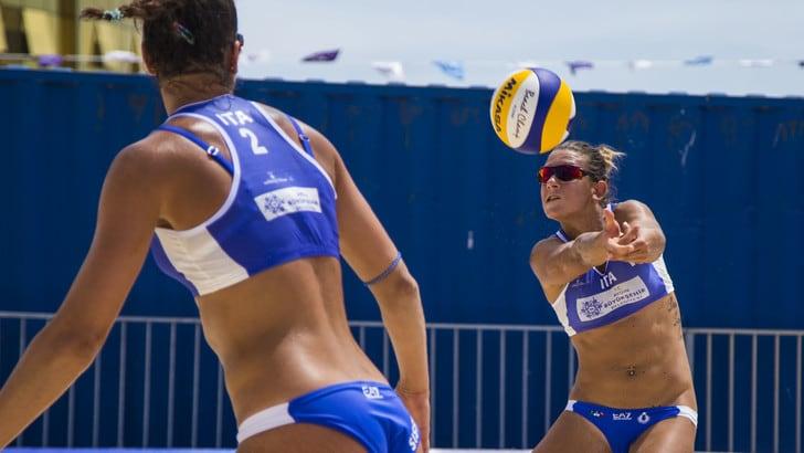 Volley: Zuccarelli-Traballi conquistano la finale a Natong