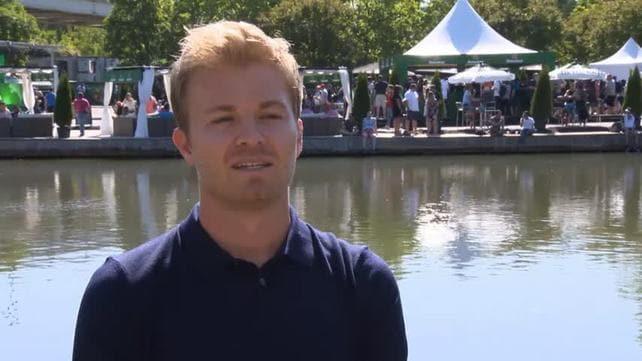 "Rosberg a Verstappen: ""A Montreal puoi riscattarti"""