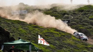 Rally Sardegna, vince Neuville davanti a Ogier