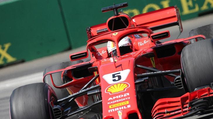 F1 Canada: trionfo di Vettel, Bottas è lontanissimo