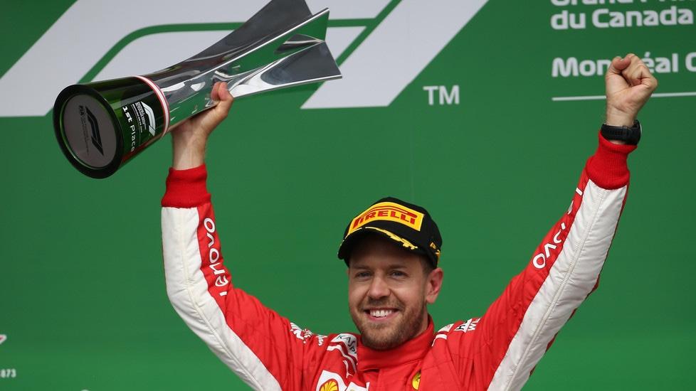 Dietro la Ferrari, Bottas chiude al secondo posto. Terzo Verstappen