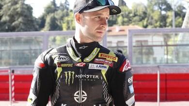 Superbike Repubblica Ceca, Rea: «Spero di poter incrementare presto queste 60 vittorie»