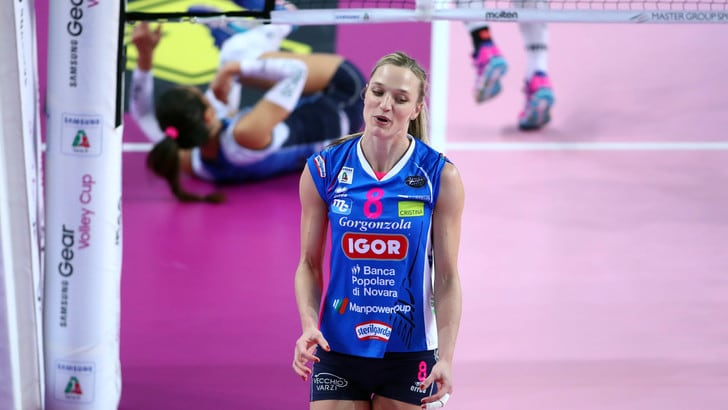 Volley: A1 Femminile, Judith Pietersen giocherà a Brescia