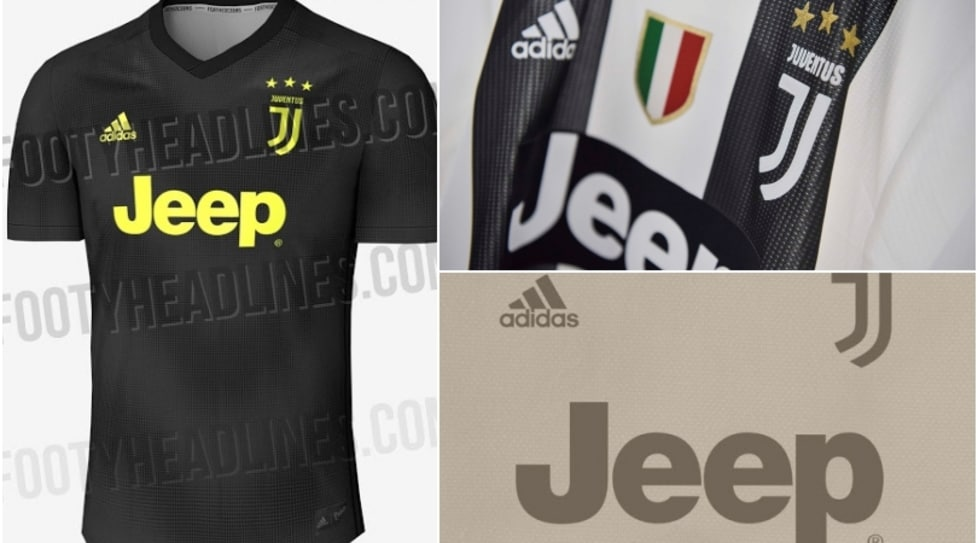 Terza Maglia Juventus originale