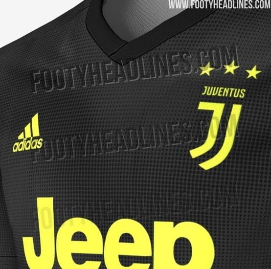 Terza Maglia Juventus gara