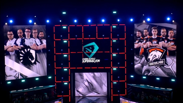 Supercampioni del Supermajor: i Liquid superano i Virtus Pro