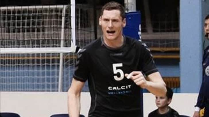 Volley: Superlega, Toncek Stern è l'opposto di Latina