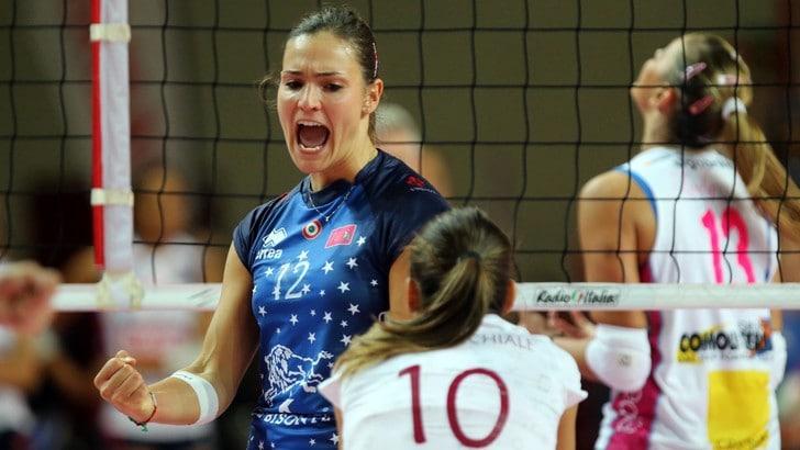Volley: A2 Femminile, Giulia Pietrelli è una giocatrice di Perugia