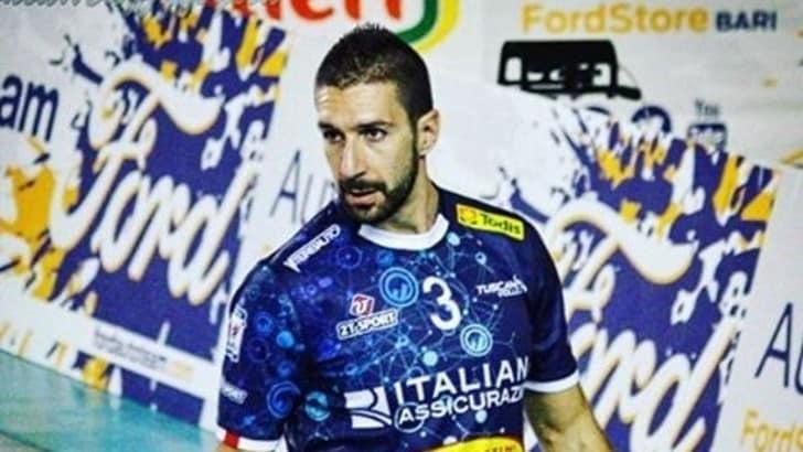 Volley: A2 Maschile, Calonico è il primo acquisto di Lagonegro