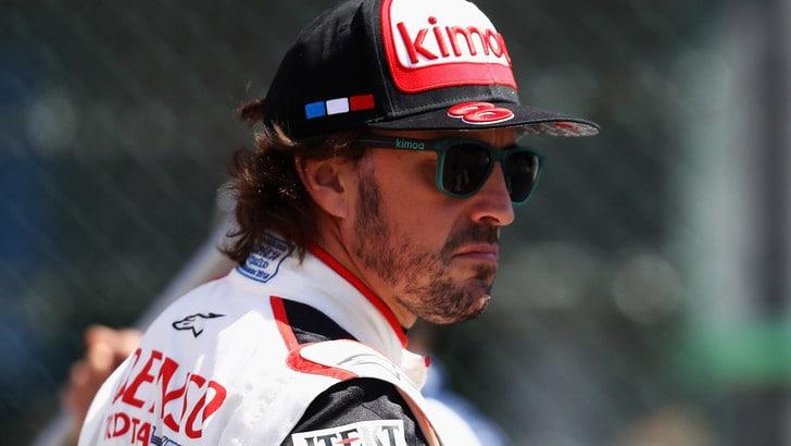 F1 McLaren, Alonso: «Spero in una buona gara a Le Mans»