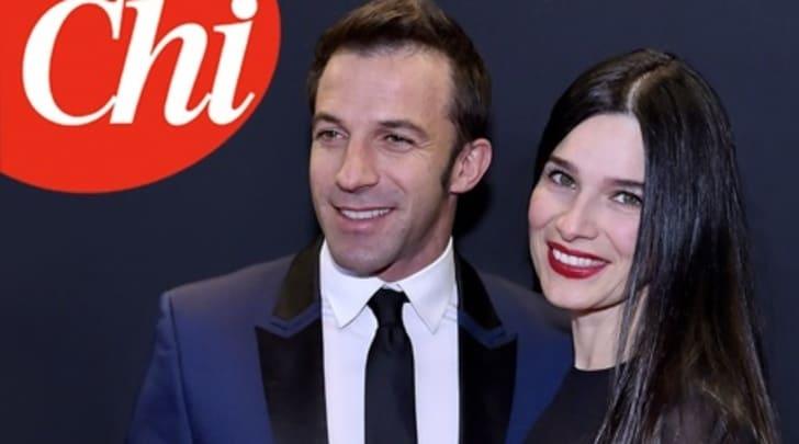 «Finita la storia d'amore tra Del Piero e la moglie Sonia»