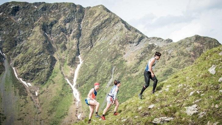 E' tempo di corsa in montagna: Il 17 la SkyRace Carnia per il campionato italiano master