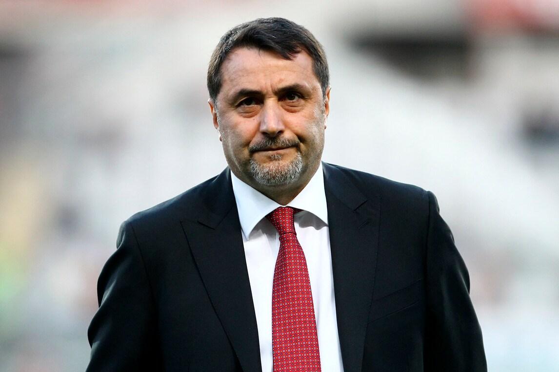 Calciomercato Milan, Mirabelli: «Andrè SIlva-Falcao? Scambio improbabile»