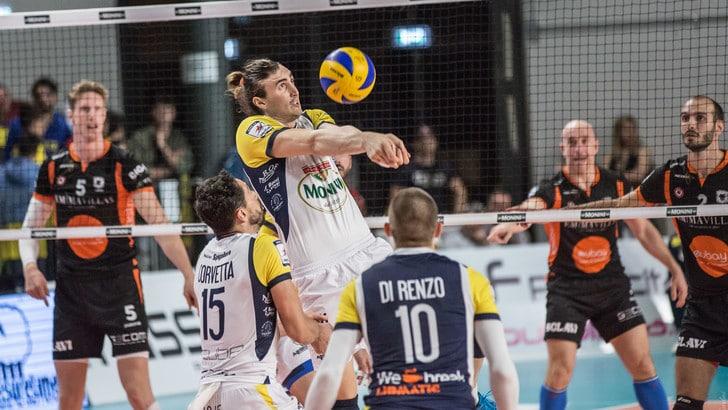 Volley: Superlega, la Gi Group riporta Galliani a Monza