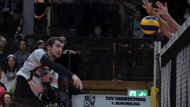 Volley: A2 Maschile, ad Ortona l'opposto tedesco Christoph Marks