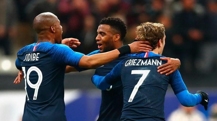 Atletico, assist a Griezmann: preso Lemar dal Monaco