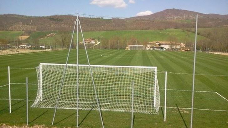 Cascia aspetta l'Unicusano Ternana: così il calcio aiuta a ripartire