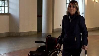 Valeria Pappalardo, prima schermitrice italiana con la SM
