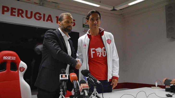 Nesta sarà ancora allenatore Perugia