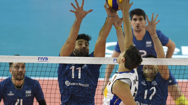 Volley: Volleyball Nations League, quarto week end l'Italia in Corea