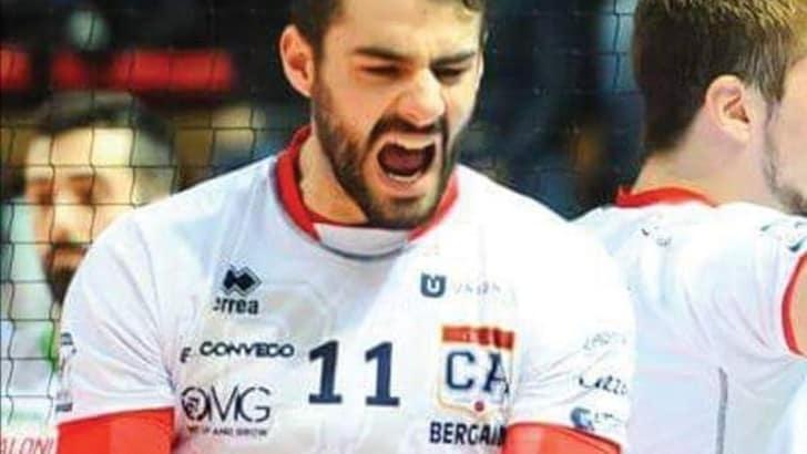 Volley: A2 Maschile, Erati sceglie di tornare a Bergamo