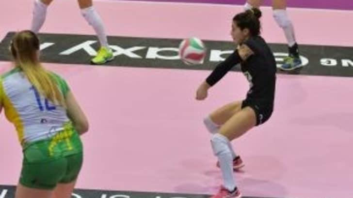 Volley: A1 Femminile, Maila Venturi è il secondo libero di Firenze