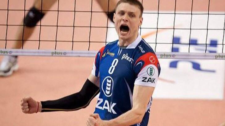 Volley Superlega: Gladyr, gigante ucraino alla corte di Cichello