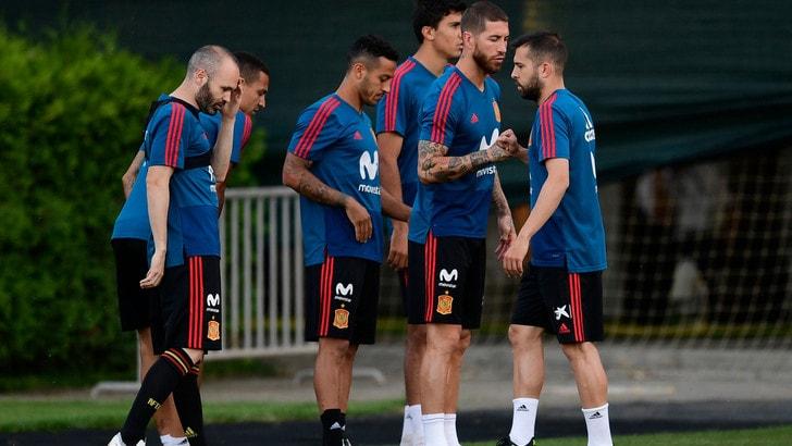 Mondiali 2018: Spagna favorita sul Portogallo, nonostante Lopetegui
