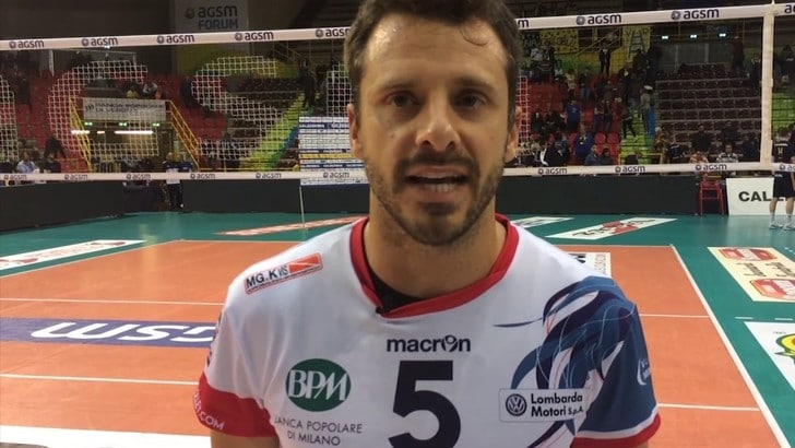 Volley Superlega: Daldello sarà il vice Giannelli a Trento