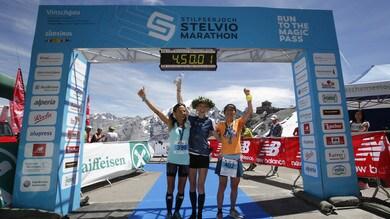 Manca poco, Il 16 giugno prende il via la seconda Stelvio Marathon a Prato allo Stelvio (BZ).