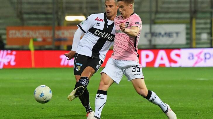 Playoff Serie B, per Frosinone-Palermo nessun assente per squalifica