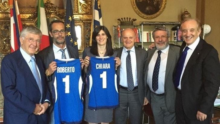 Volley: Mondiali 2018, il Comitato Organizzatore ricevuto dal Sindaco Appendino
