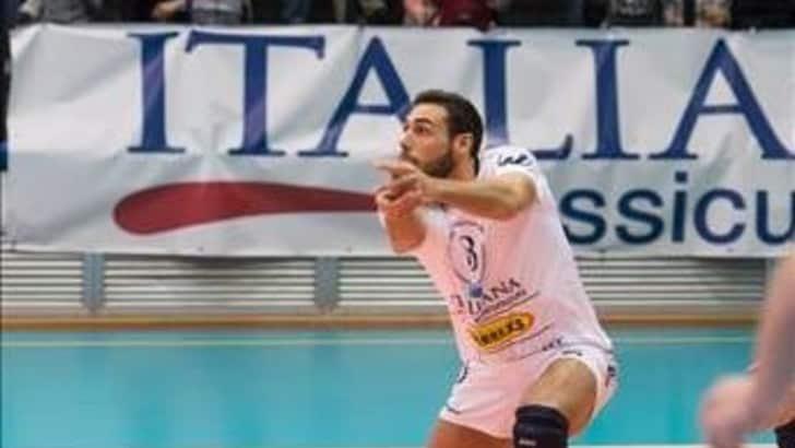 Volley: A2 Maschile, Giuseppe Ottaviani giocherà a Spoleto