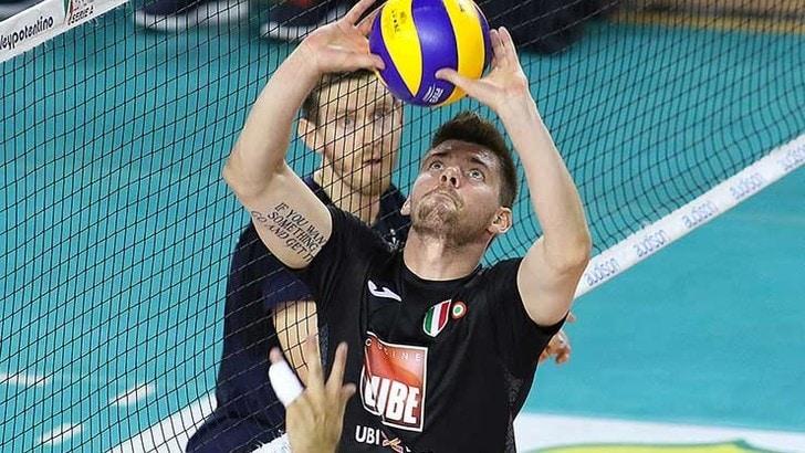 Volley: Superlega,Tsimafei Zhukouski primo rinforzo per Vibo